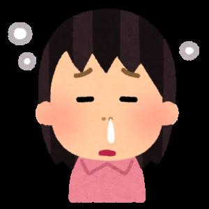 花粉皮膚炎にご注意を!